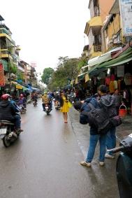 Hanoi Street Model